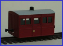 FR 4w Brown Marshall Carriage